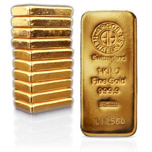 Zlatá cihla, investiční příležitost